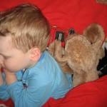 Alex en Puppy