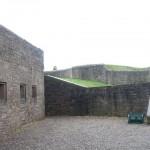 Broughty Ferry Castle van binnenuit