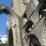 en heel veel kastelen en ruïnes