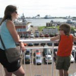 op de Texelboot