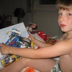Lego, vanáf 7 jaar