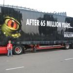 mooie vrachtwagen
